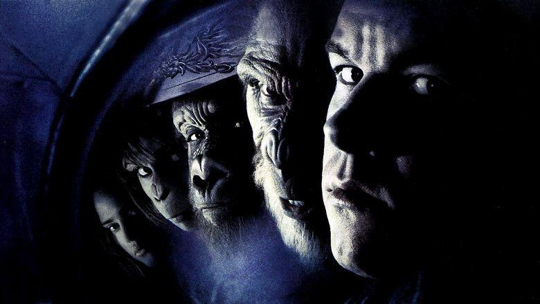 Planet of the Apes (2001 film) movie scenes