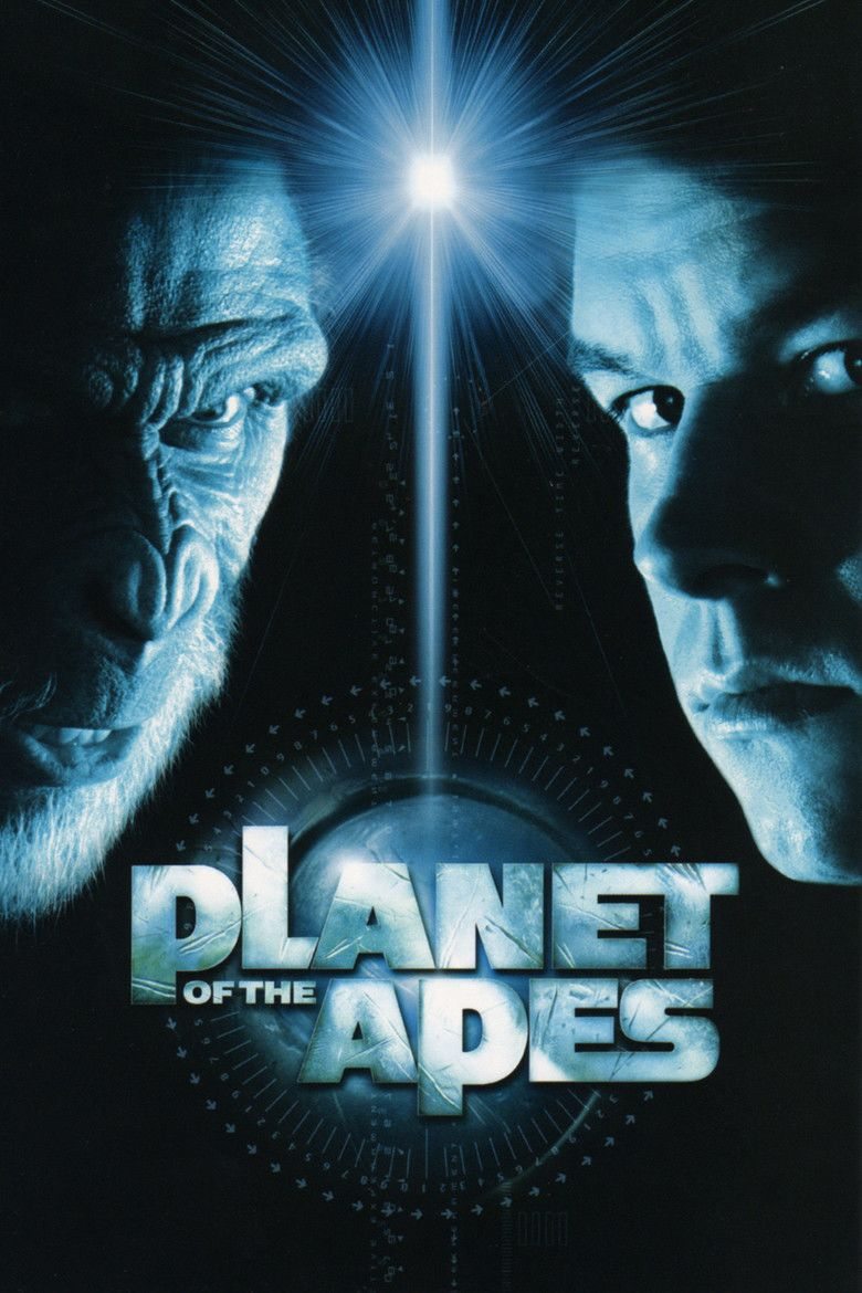 Planet of the Apes (2001 film) movie poster
