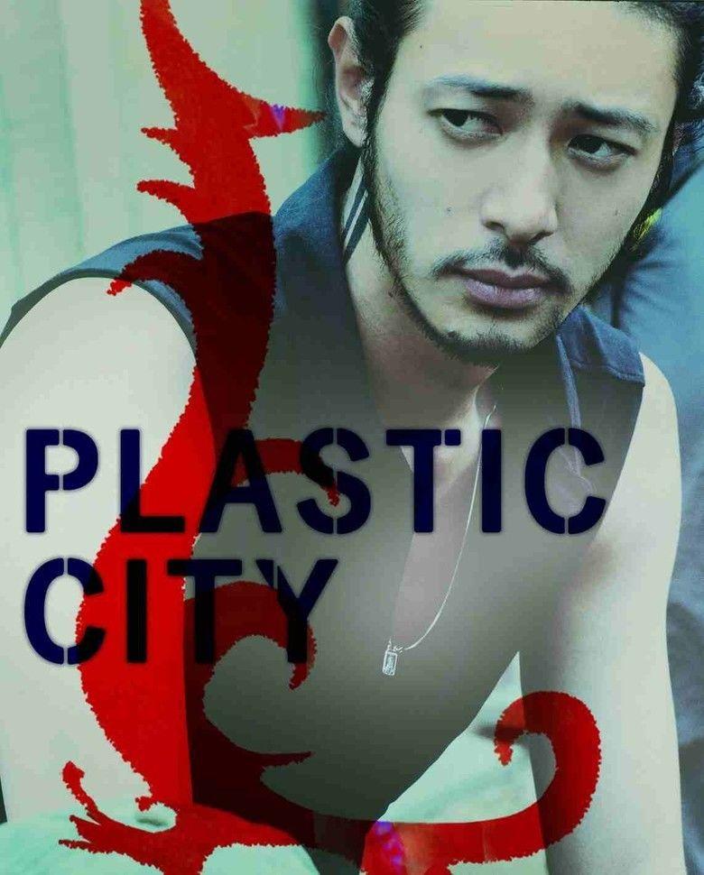 Plastic City (film) movie poster