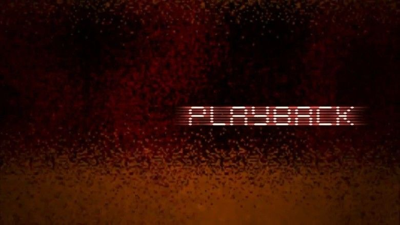Playback (film) movie scenes