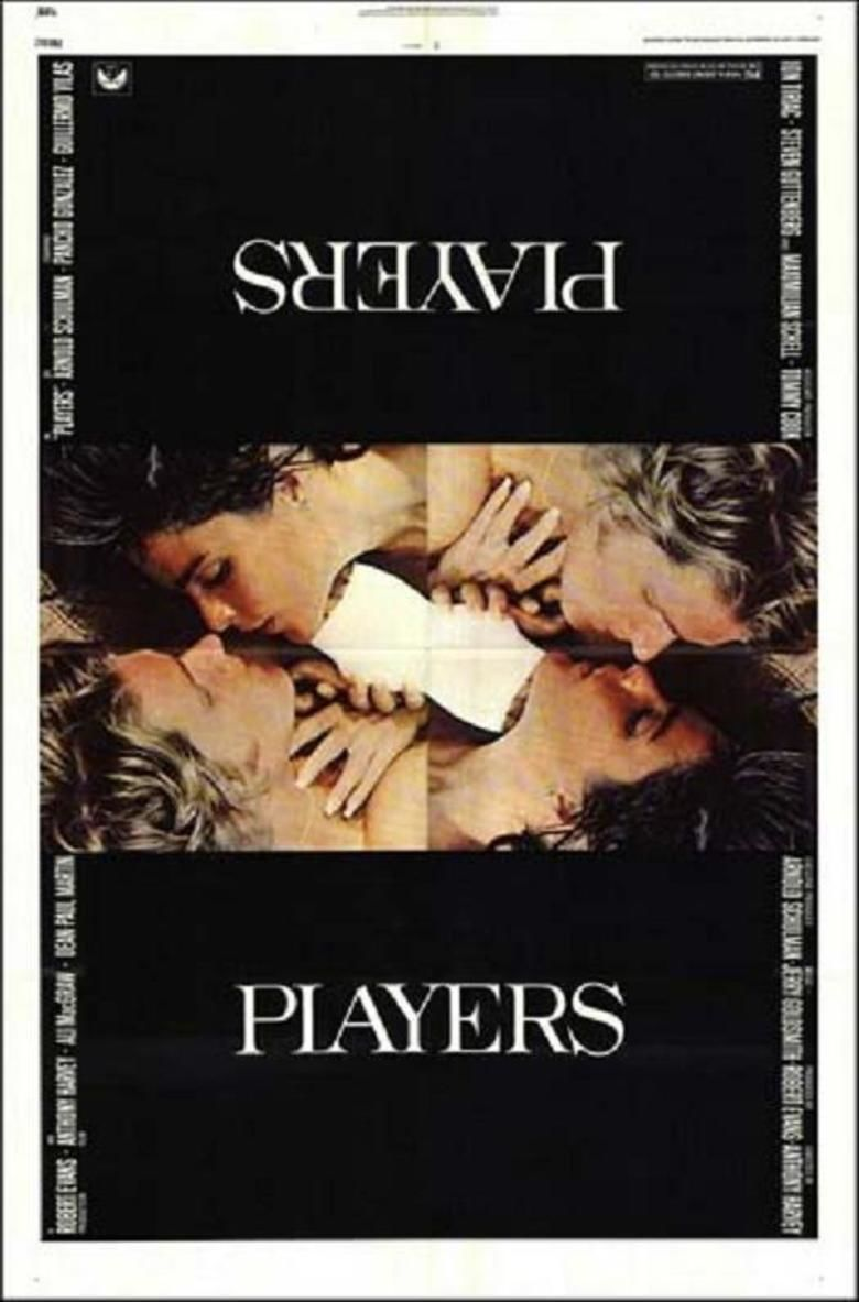 Players (1979 film) movie poster