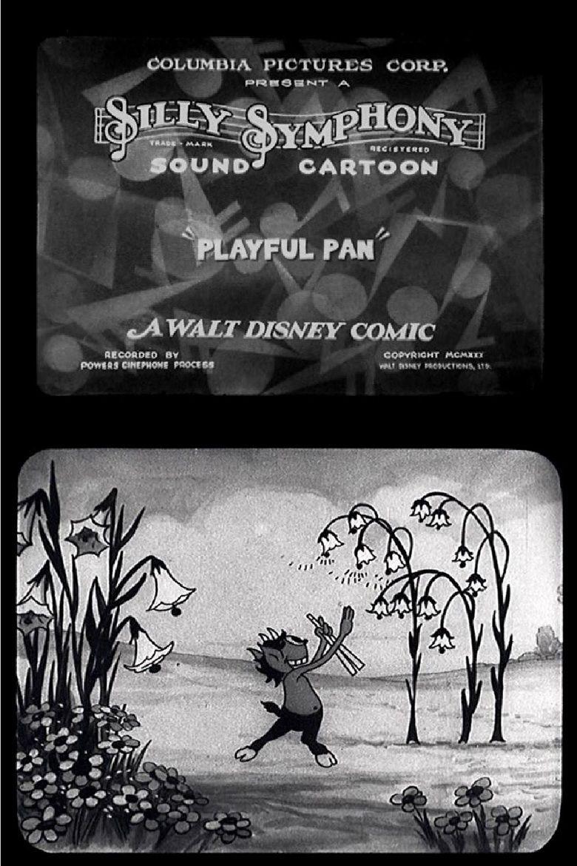 Playful Pan movie poster