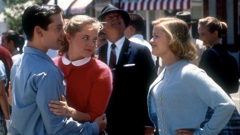 Pleasantville (film) movie scenes