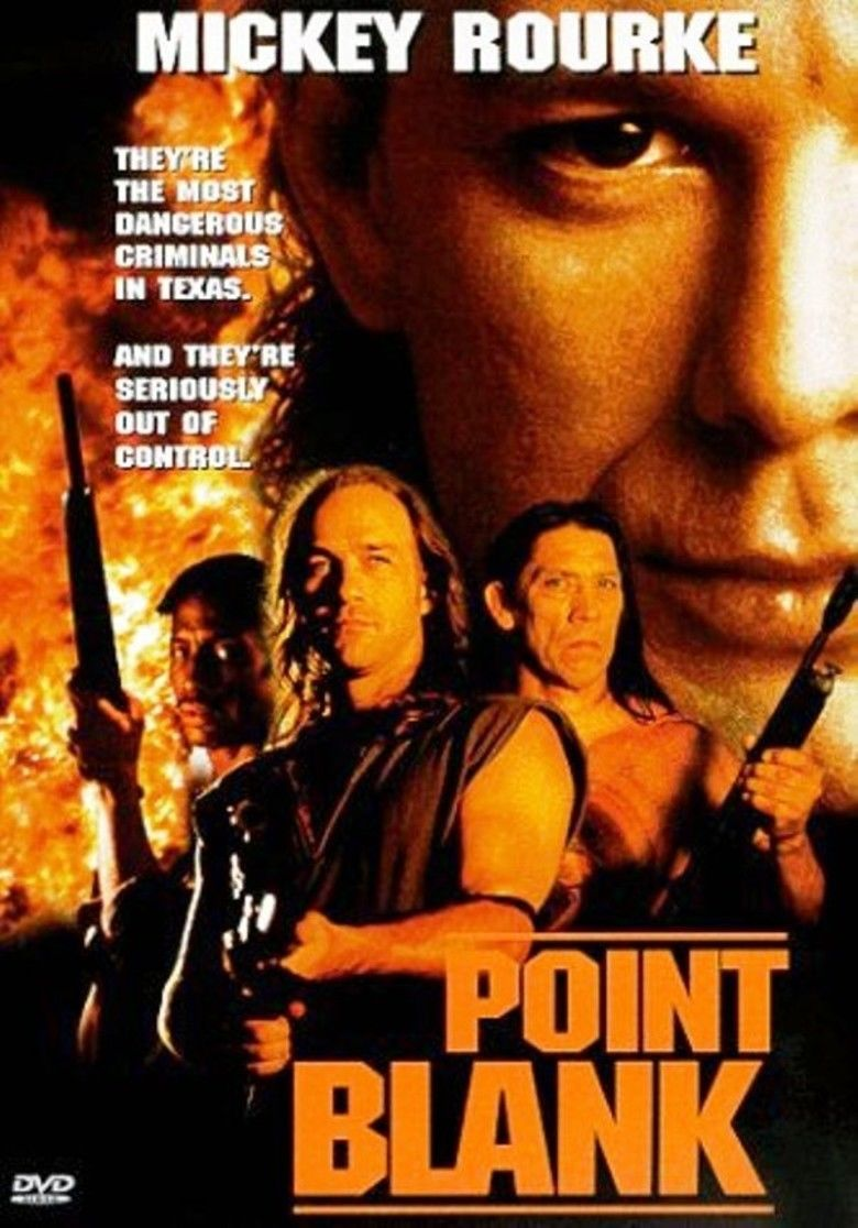 Point Blank (1998 film) movie poster