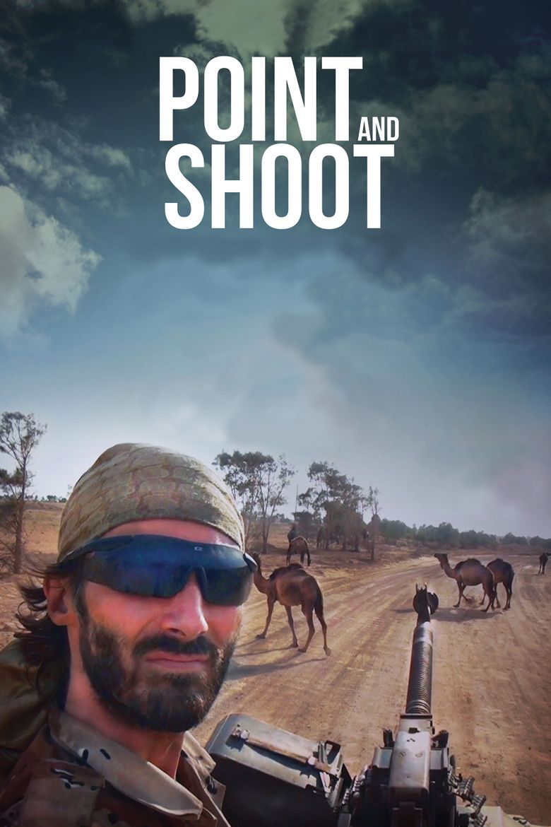 Point and Shoot (film) movie poster