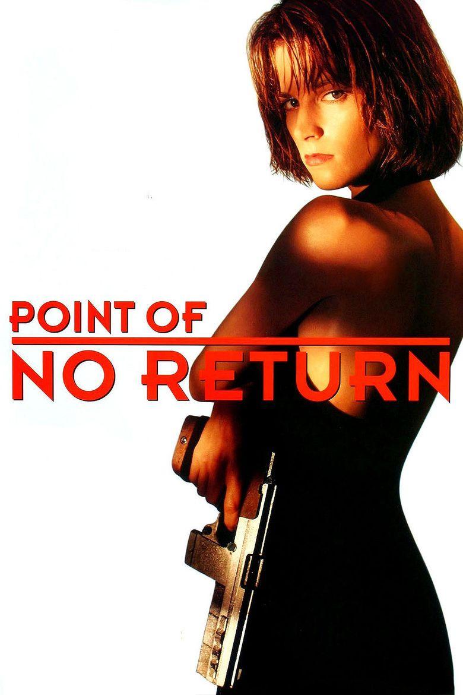 Point of No Return (1993 film) movie poster