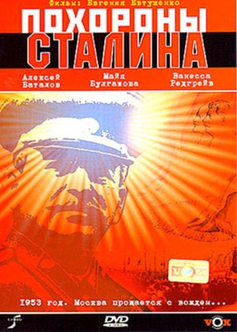 Pokhorony Stalina movie poster