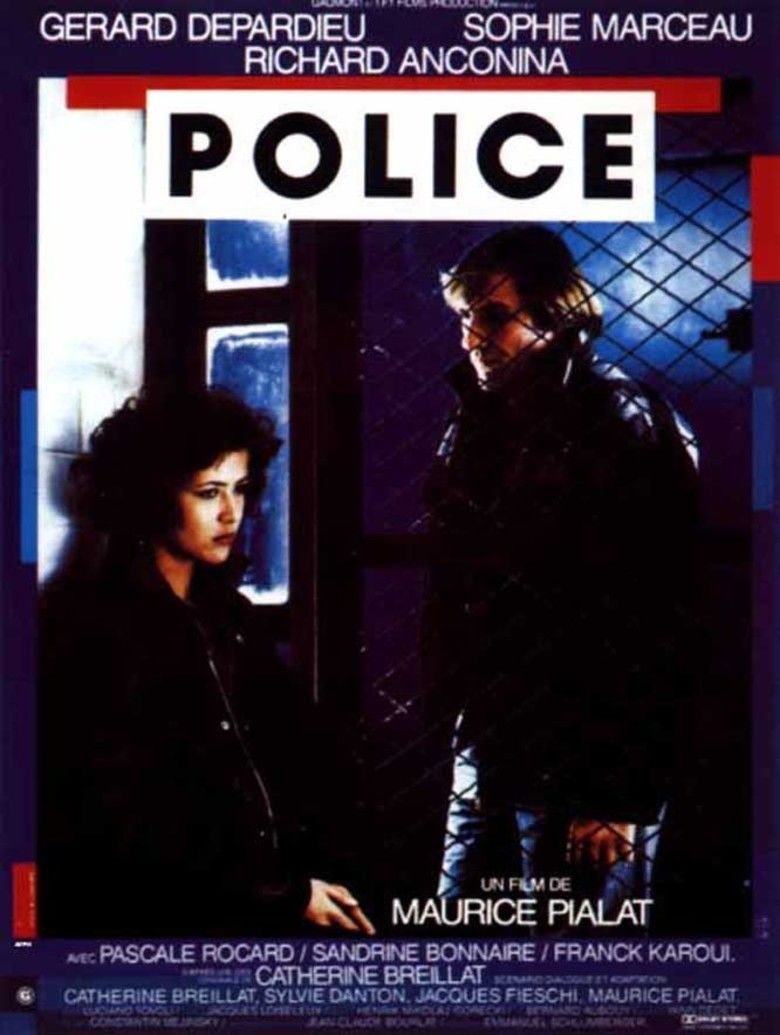 Police (1985 film) movie poster