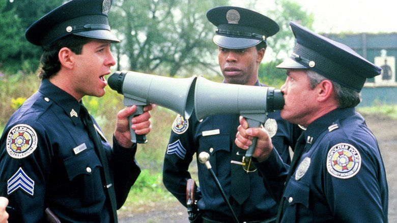 Police Academy 4: Citizens on Patrol movie scenes