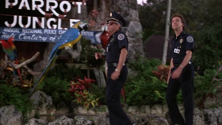Police Academy 5: Assignment Miami Beach movie scenes