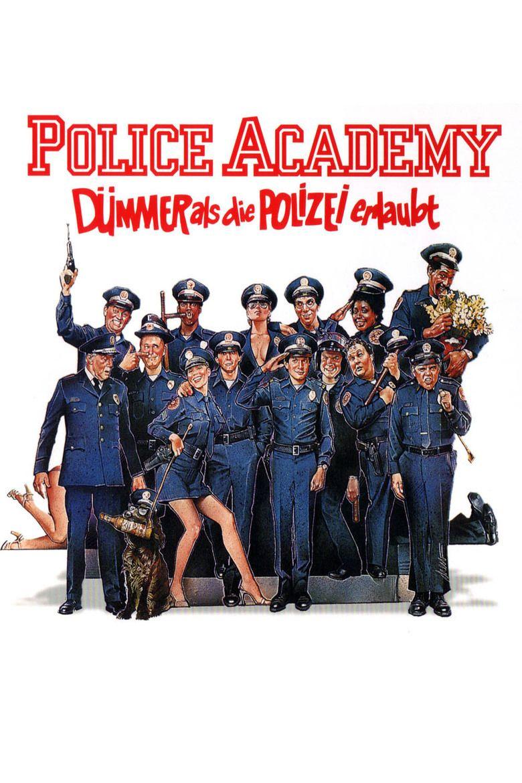 Police Academy (film) movie poster
