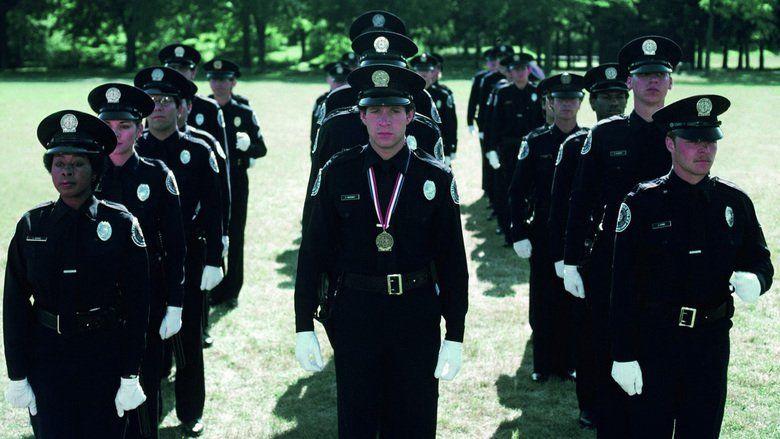 Police Academy (film) movie scenes