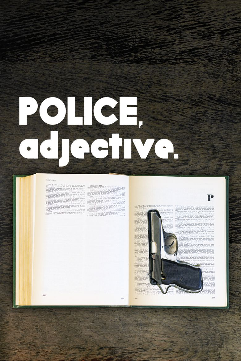 Police, Adjective movie poster