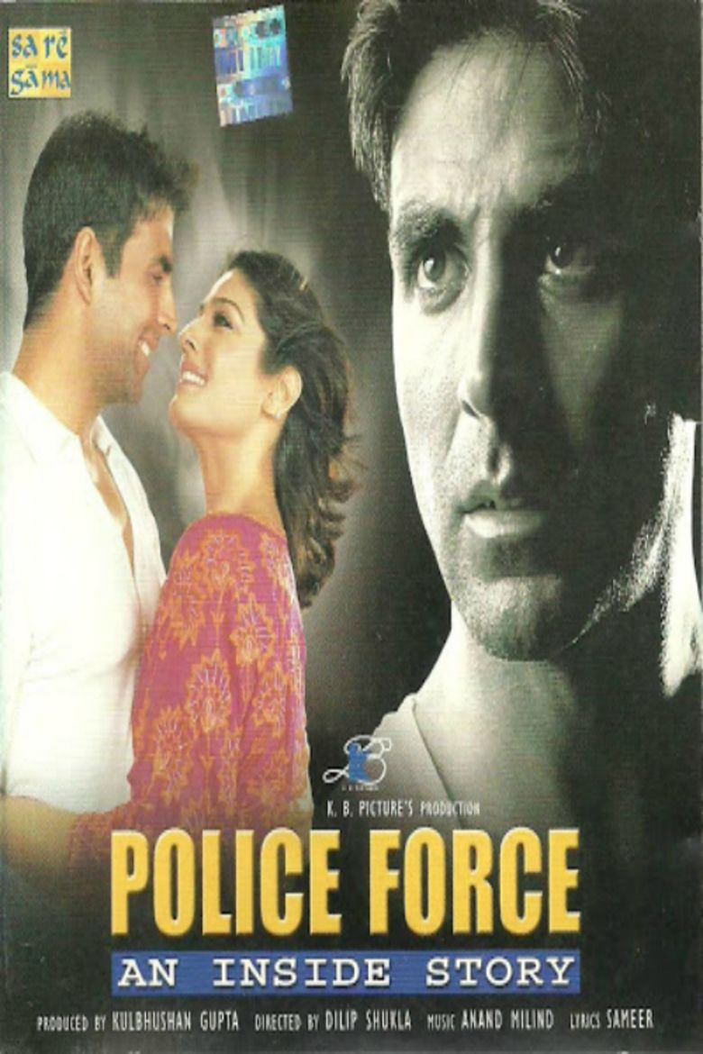 Police Force: An Inside Story movie poster