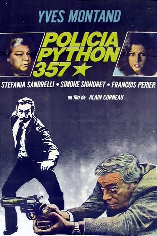 Police Python 357 movie poster