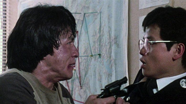 Police Story (1985 film) movie scenes