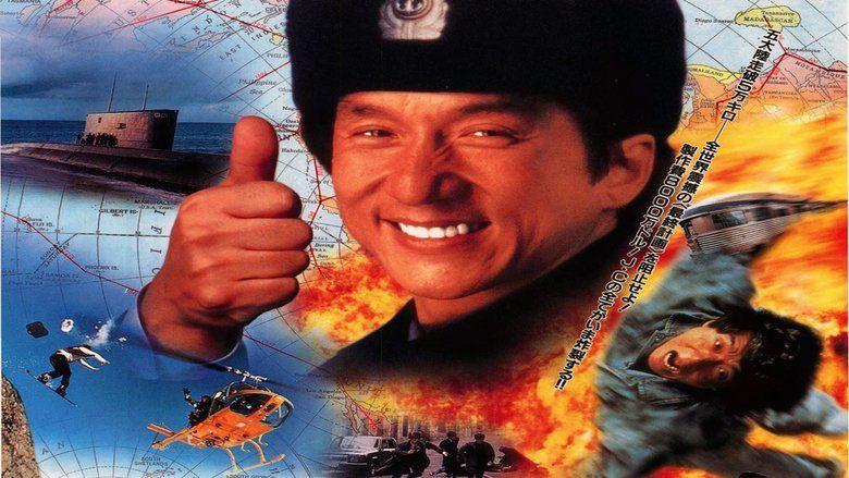 Police Story 4: First Strike movie scenes