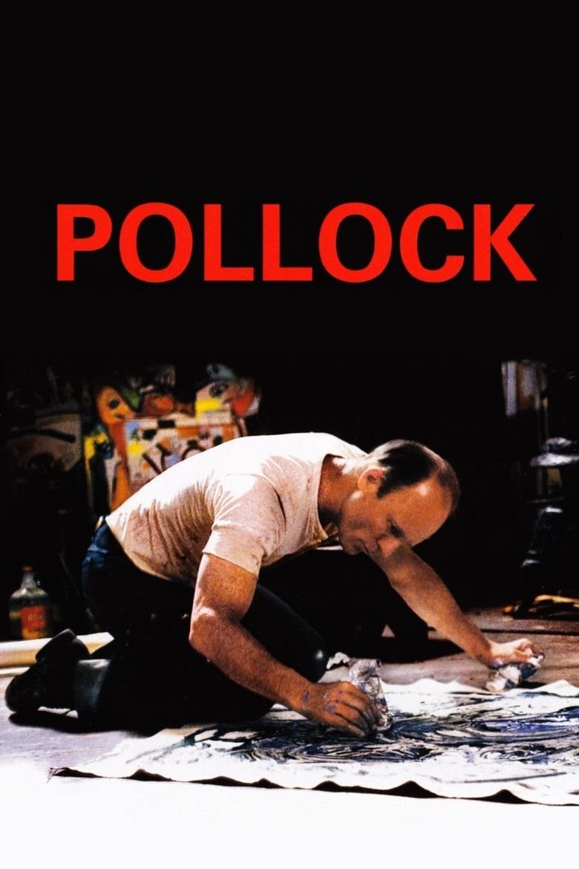 Pollock (film) movie poster