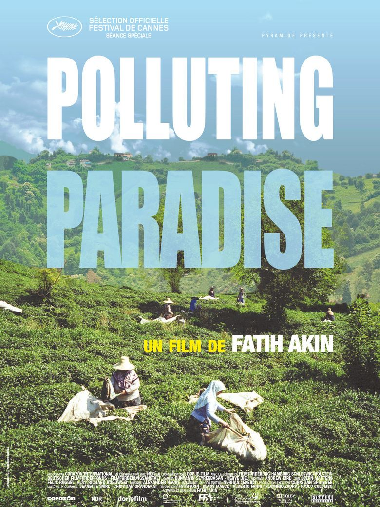 Polluting Paradise movie poster