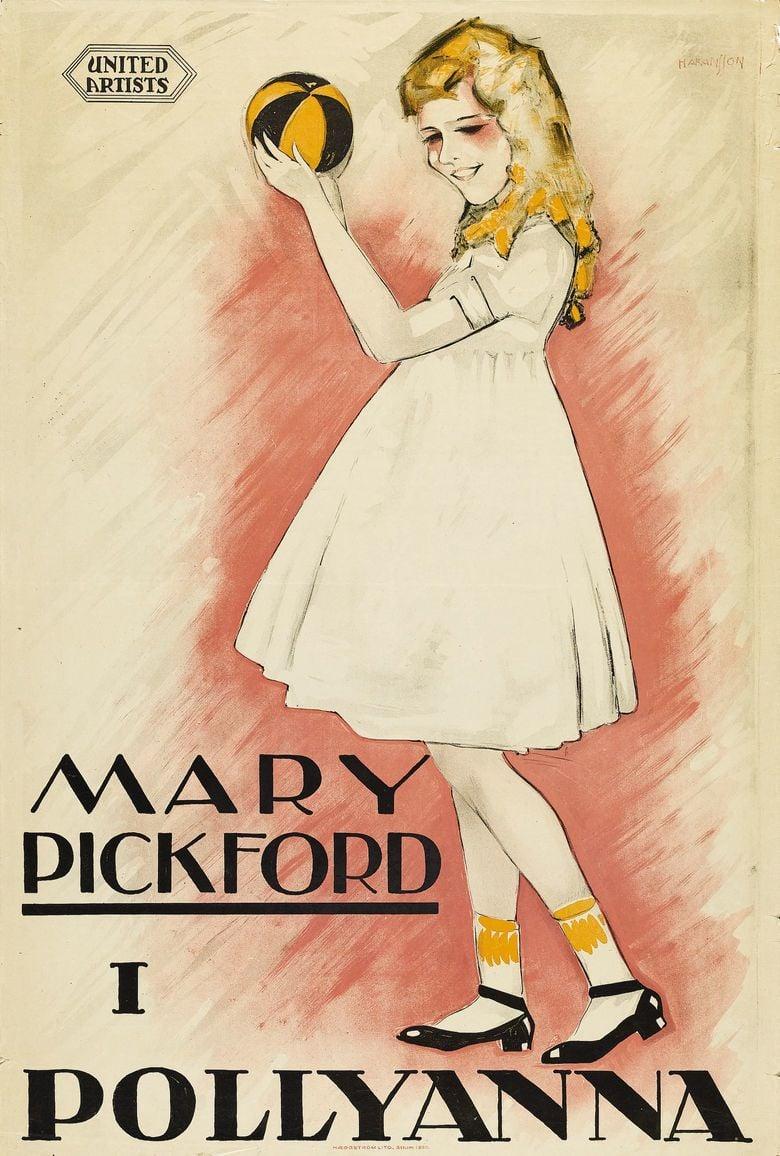Pollyanna (1920 film) movie poster