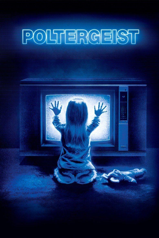 Poltergeist (1982 film) movie poster