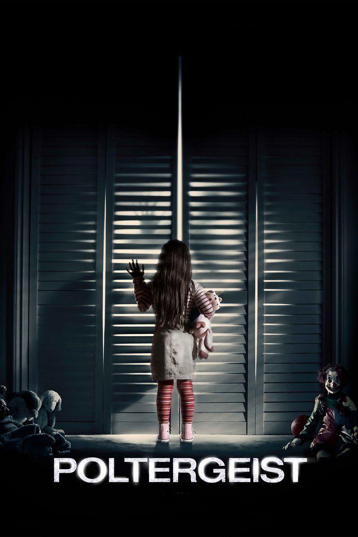 Poltergeist (2015 film) movie poster
