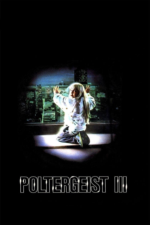 Poltergeist III movie poster