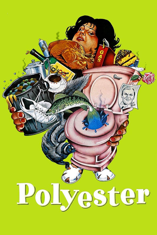 Polyester (film) movie poster