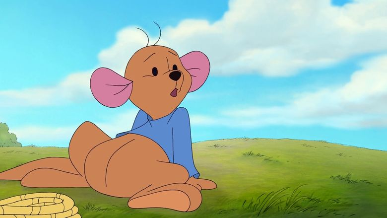 Poohs Heffalump Movie movie scenes