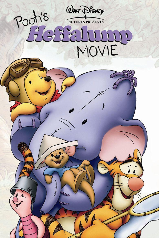 Poohs Heffalump Movie movie poster