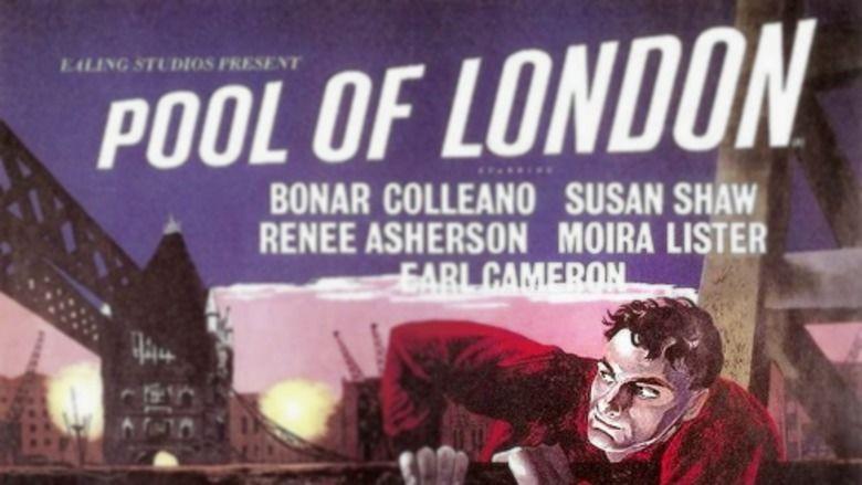 Pool of London (film) movie scenes
