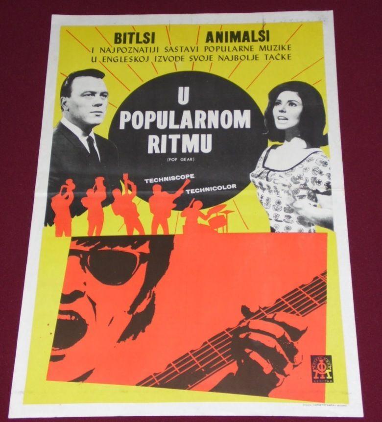 Pop Gear movie poster