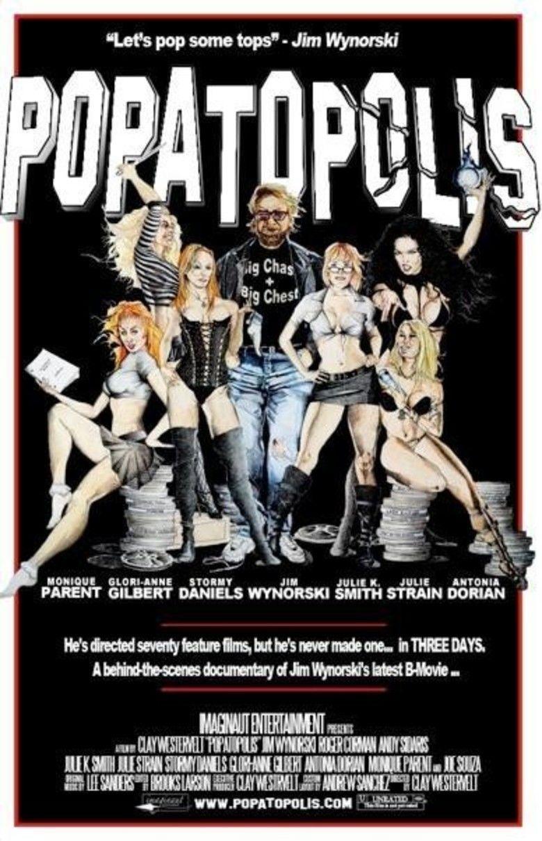 Popatopolis movie poster