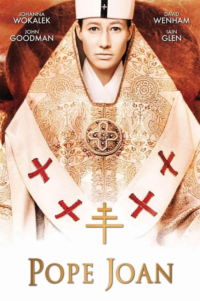 Pope Joan (2009 film) movie poster