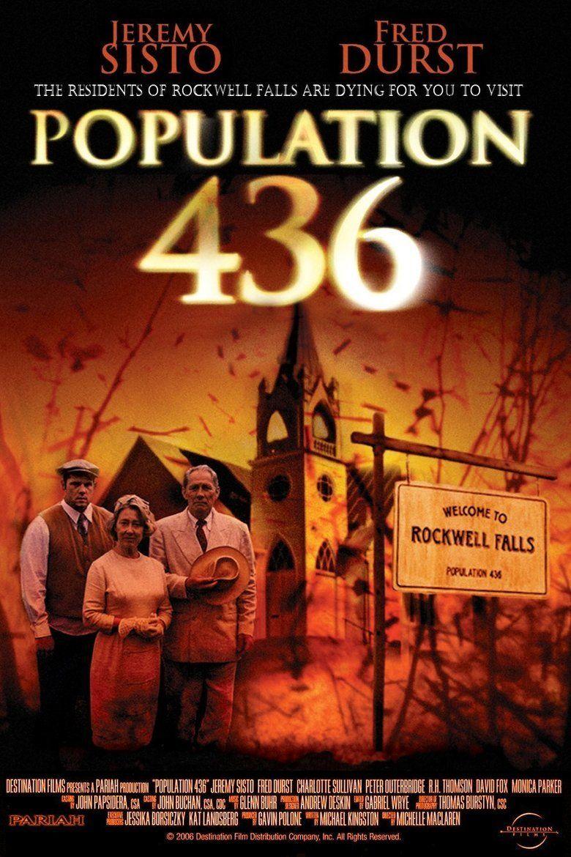 Population 436 movie poster