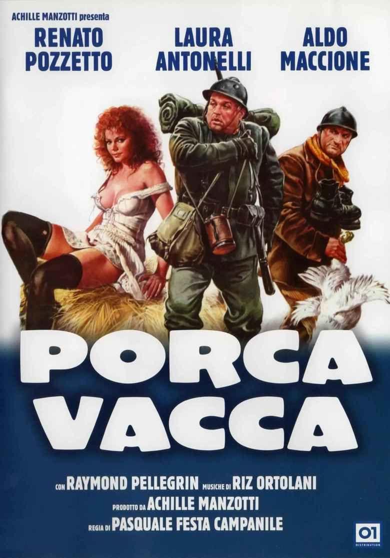 Porca vacca movie poster