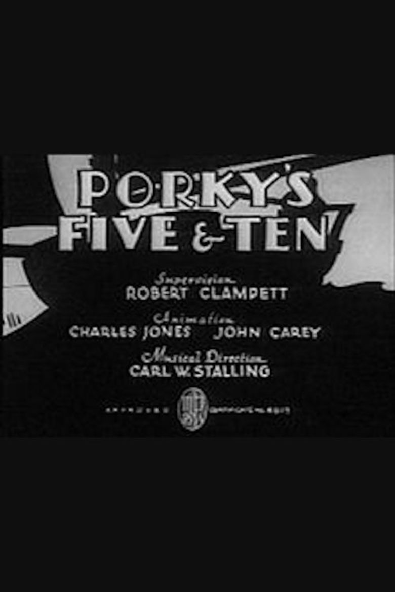 Porkys Five and Ten movie poster