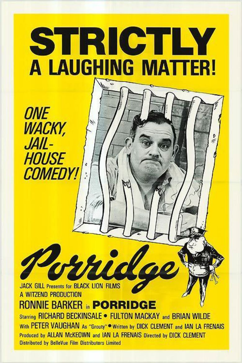 Porridge (film) movie poster