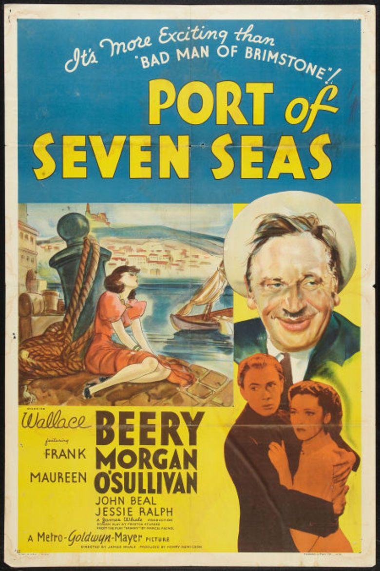 Port of Seven Seas movie poster
