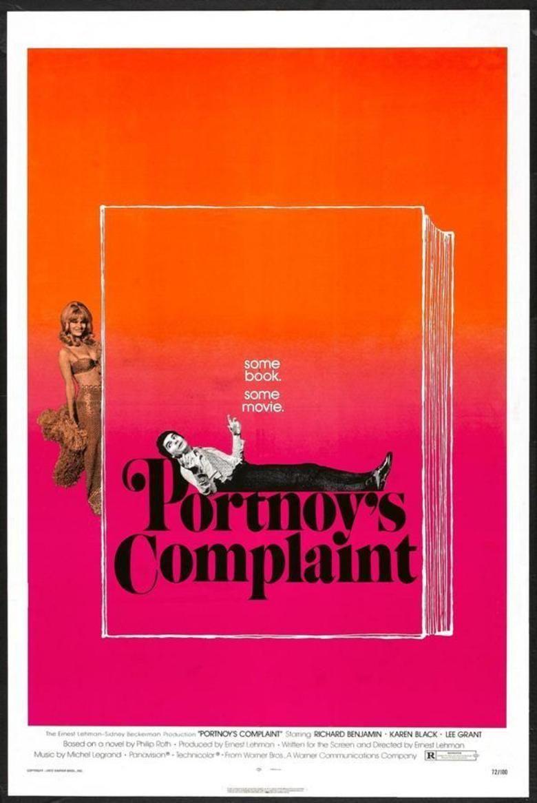 Portnoys Complaint (film) movie poster