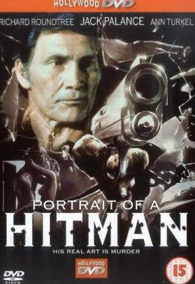 Portrait of a Hitman movie poster