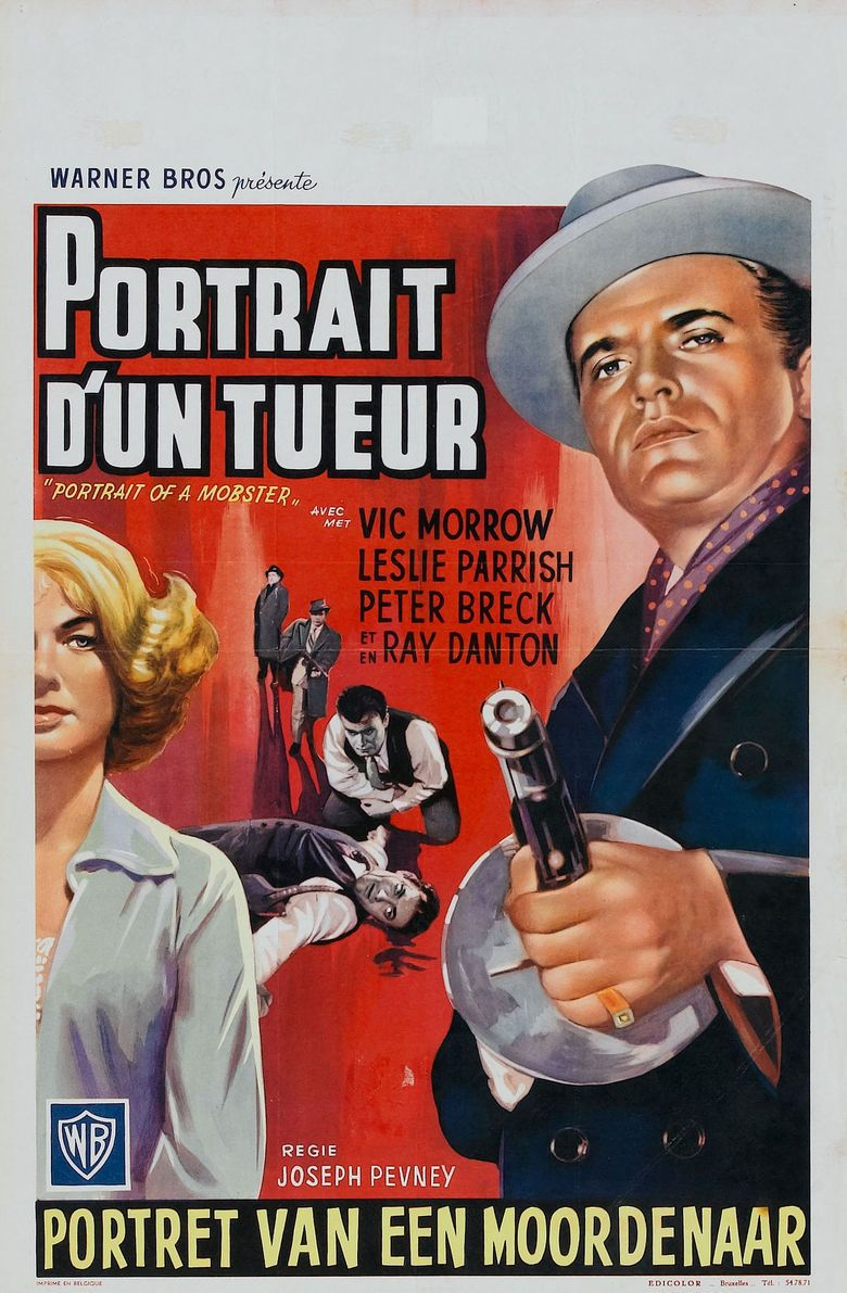 Portrait of a Mobster movie poster