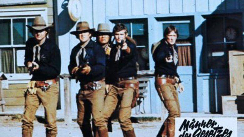 Posse (1975 film) movie scenes