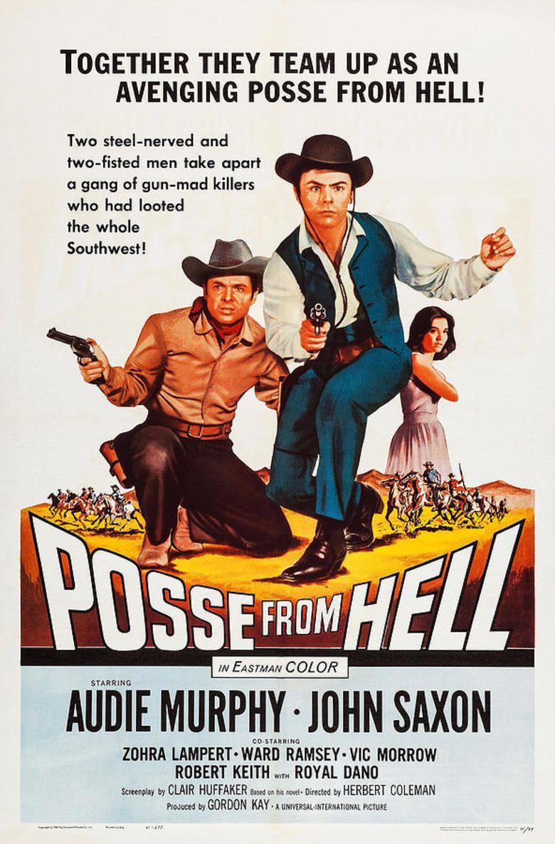 posse from hell alchetron the social encyclopedia posse from hell movie poster