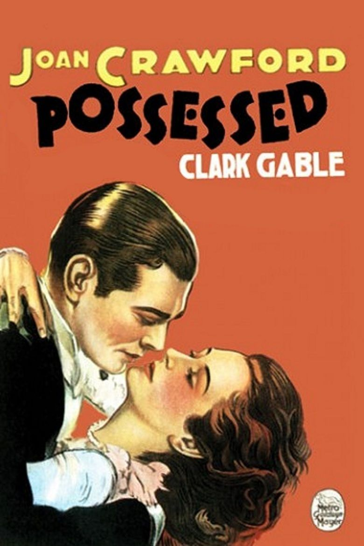 Possessed (1931 film) movie poster