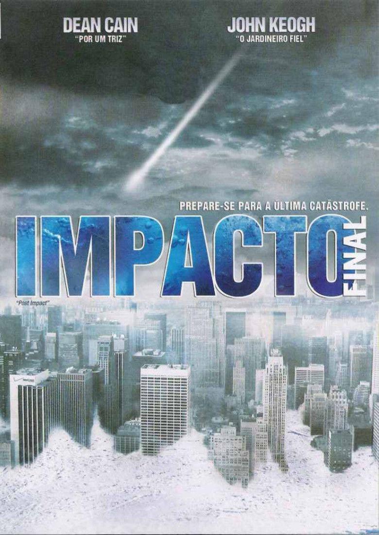 Post Impact movie poster