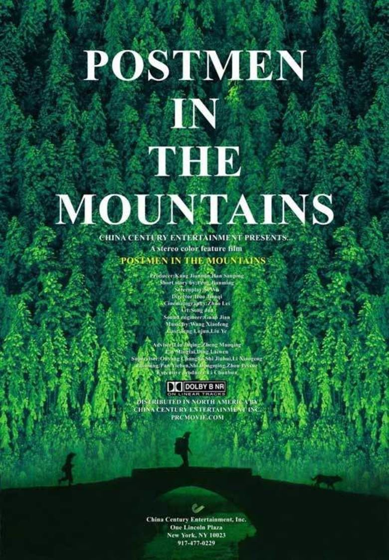 Postmen in the Mountains movie poster