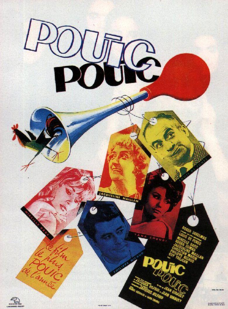 Pouic Pouic movie poster