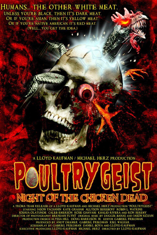 Poultrygeist: Night of the Chicken Dead movie poster