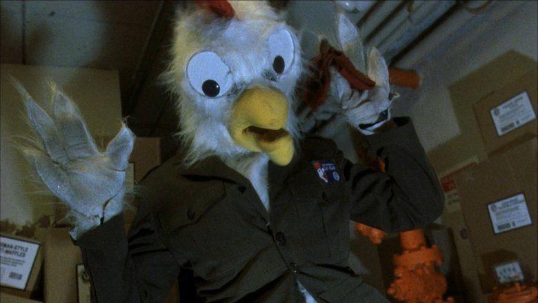 Poultrygeist: Night of the Chicken Dead movie scenes